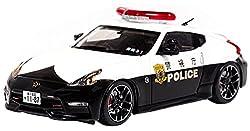 RAI'S 1 43 日産 フェアレディ Z NISMO (Z34) 2016 警視庁高速道路交通警察隊車両