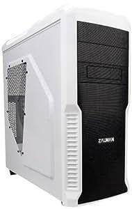 ZALMAN Z3PLUS-WHITE ATXミドルタワー PCケース(Z9Plus後継モデル)  ホワイト 日本正規代理店品 CS4417 Z3PLUS-WHT