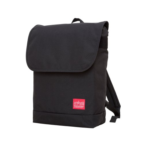 [マンハッタンポーテージ] Manhattan Portage 公式 Gramercy Backpack MP1218 BLK (Black)