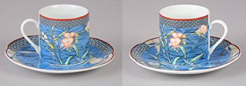 中日本陶器 古伊万里シリーズ コーヒーセット 410001