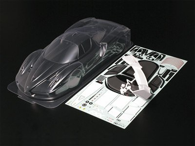 RCスペアパーツ SP.1259 フェラーリ FXX スペアボディ