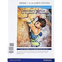 Laboratory Manual for Anatomy & Physiology featuring Martini Art Main Version Books a la Carte Edition (6th Edition)【洋書】 [並行輸入品]