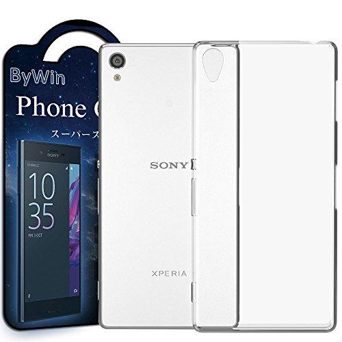 ByWin ケース Sony Xperia Z3 SO-01G/SOL26/401SO 対応 高品質ソフトケース 超薄クリア