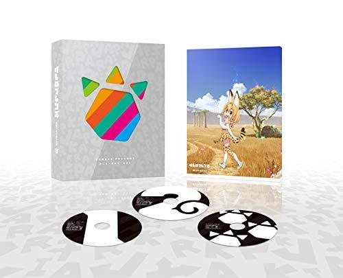 【Amazon.co.jp限定】けものフレンズ Blu-ray BOX ( 購入特典:オリジナルトートバッグ )