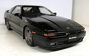 オットー OTTO 1/18 トヨタ スープラ 2.5 ツインターボ R 1986 ブラック A70