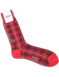 (タケオキクチ) TAKEO KIKUCHI タータンチェック ソックス [ メンズ 靴下 ] 07005723