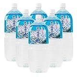 胎内高原の水 2Lボトル 6本入り 胎内高原ハウス 株式会社