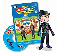 HearBuilder Auditory Memory Interactive Software Program Home Edition - Super Duper Educational Learning Toy for Kids 【You&Me】 [並行輸入品]