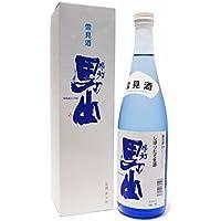 【要冷蔵】根知男山 雪見酒2017年 しぼりたて生酒 720ml