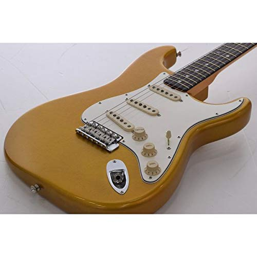 Fender Custom Shop/MBS 1966 Stratocaster Closet Classic Fire Mist Gold by C.W.Fleming