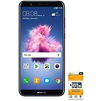 HUAWEI nova lite 2 【OCNモバイルONE SIM付】 (音声・SMS・データ共通SIM ブルー)