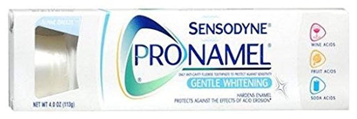 抑圧者憂鬱な卒業記念アルバム海外直送肘 Sensodyne Pronamel Toothpaste Whitening, Whitening 4 oz