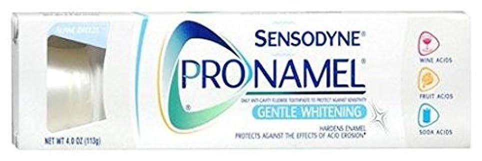 数学囲まれた評判海外直送肘 Sensodyne Pronamel Toothpaste Whitening, Whitening 4 oz