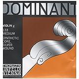 Dominant No.133 ヴァイオリン弦 ペルロン/シルバー巻 G線 (4/4)