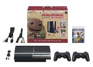 PLAYSTATION 3(80GB)  リトルビッグプラネット ドリームボックス クリアブラック【メーカー生産終了】