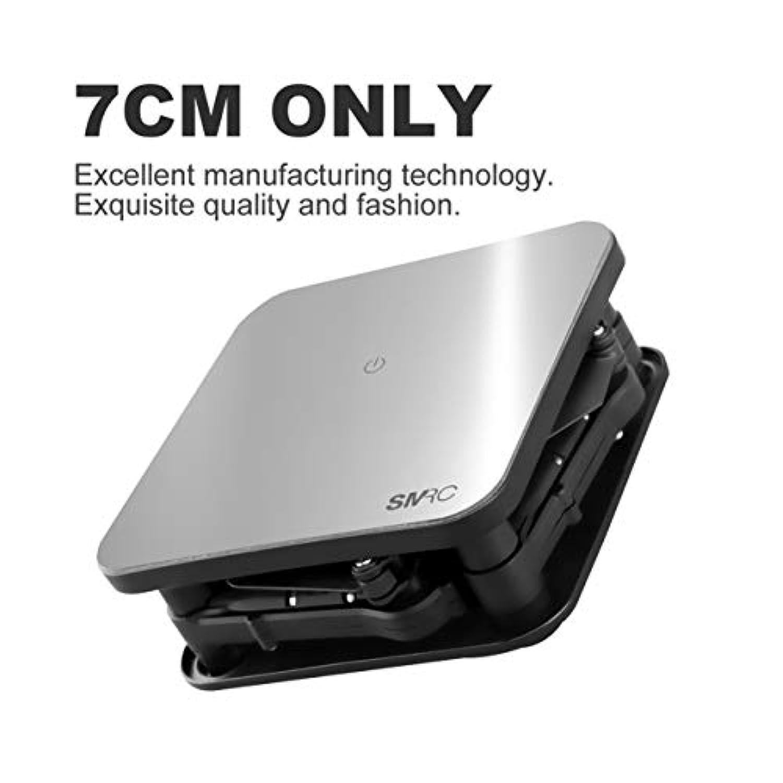 SMRC S1折りたたみ式クワッドコッターミニWi-Fi RCドローン(0.3MPカメラあり)ヘッドレスモード重力センサーAPPコントロール(カラー:シルバー)