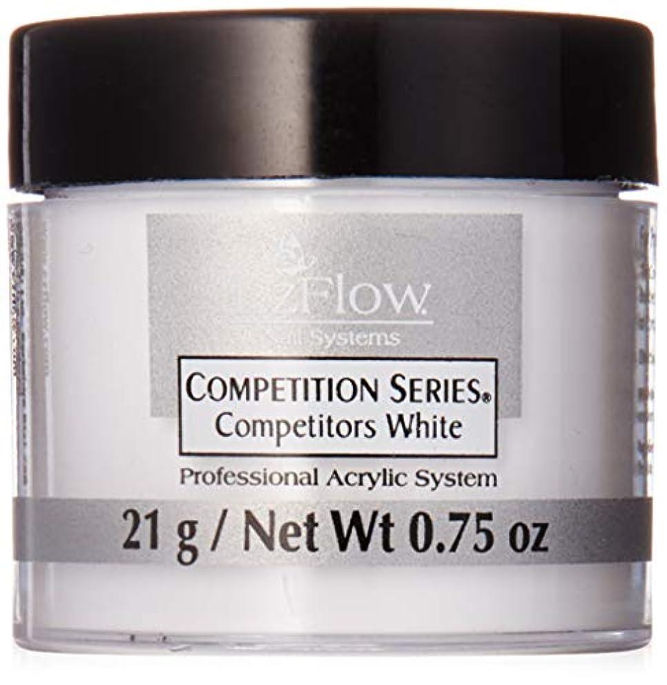 暖かさ淡い理想的[EzFlow] コンペティションホワイトパウダー 0.75oz