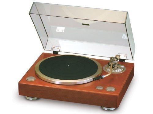 DENON DP-1300MK2 アナログレコードプレーヤー 木目