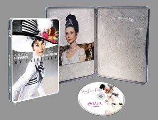 MY FAIR LADY Steel Case(metalpak) Limited (Japan Blu-ray)
