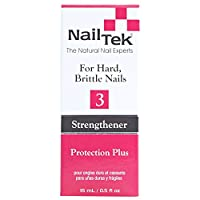 Nail Tek Treatment - Protection Plus 3-0.5oz / 15ml