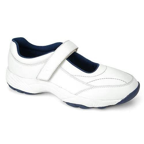Propet Women's Mary Lou Sneakers,White,9 B [並行輸入品]