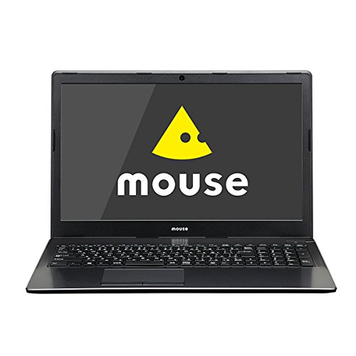 オフィス付 mouseノートパソコン MB-B503E-A Celeron N3450/4GBメモリ/120GB SSD/Windows 10/ Office Home and Business Premium