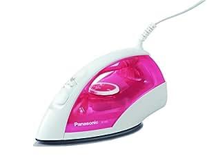 パナソニック コード付きスチームアイロン   ピンク NI-S55-P