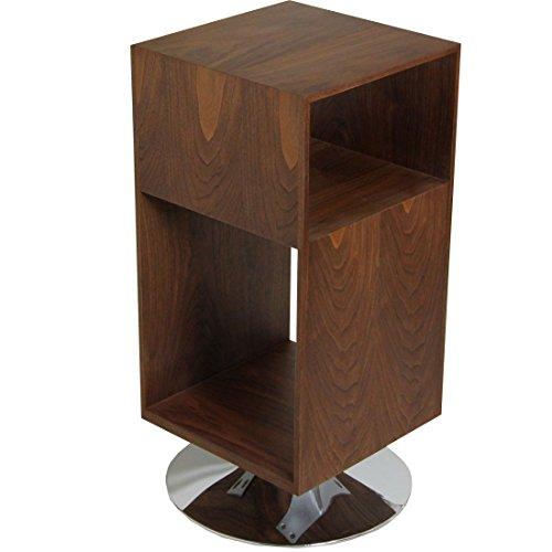 タンスのゲン 完成品木製サイドテーブル B01BOST9K8 1枚目
