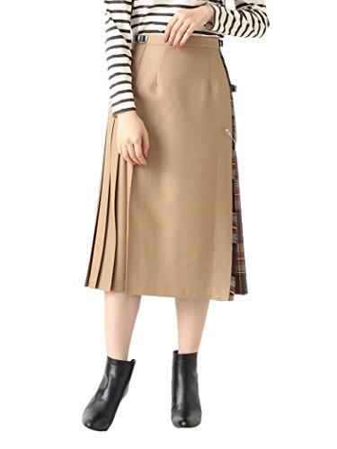 (デミルクス ビームス) Demi-Luxe BEAMS O'NEIL OF DUBLIN (オニールオブダブリン) スカート ソリッドパネル キルトスカート レディース
