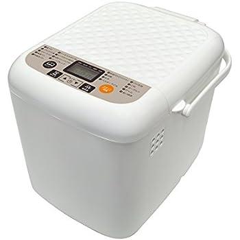 VERSOS Stella ホームベーカリー 1.0斤 ホワイト VS-KE30 VS-KE30