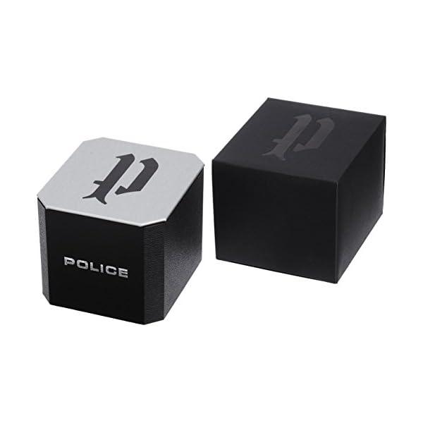 [ポリス] POLICE ステンレス×レザー ...の紹介画像4