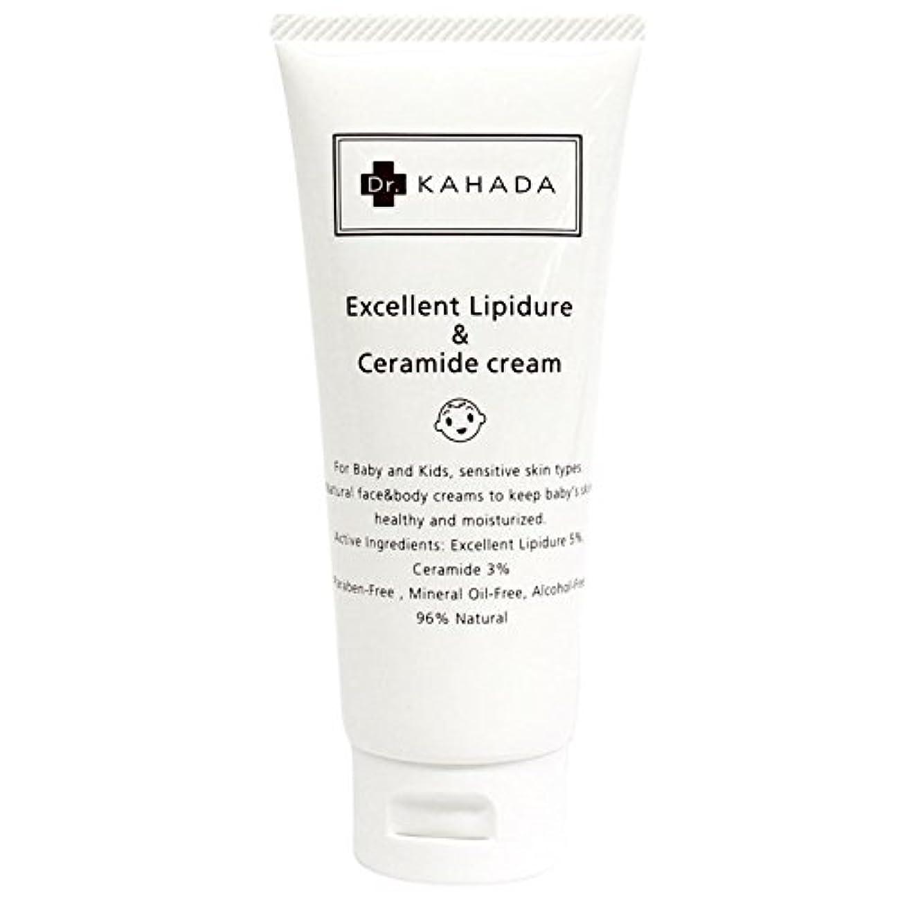 バルーン洗うエールドクターカハダ EXLクリーム 100g