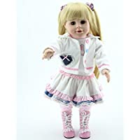 Funny House 18インチ(45CM) お人形 きせかえ人形 可愛い女の子 新年プレゼント 誕生日プレゼント