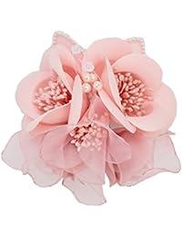 コサージュ 入学式 フォーマル コサージュ 入園式 花 オーガンジー コサージュ 桜の花 結婚式 fh9004opk