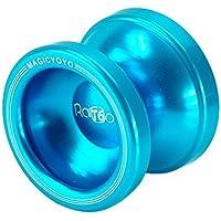 Magic YoYo T6 Rainbow Aluminum Professional Yo-Yo Toy with Silver/Red/Blue Plated by MAGICYOYO [並行輸入品]