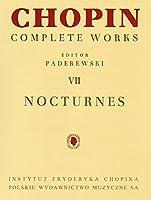CHOPIN - Nocturnos Completos para Piano (Paderewski)