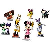 ディズニー Disney ミニーのリボンショー ミニーマウス プレイセット フィギュア 7点セット / ディズニージュニア [並行輸入品]