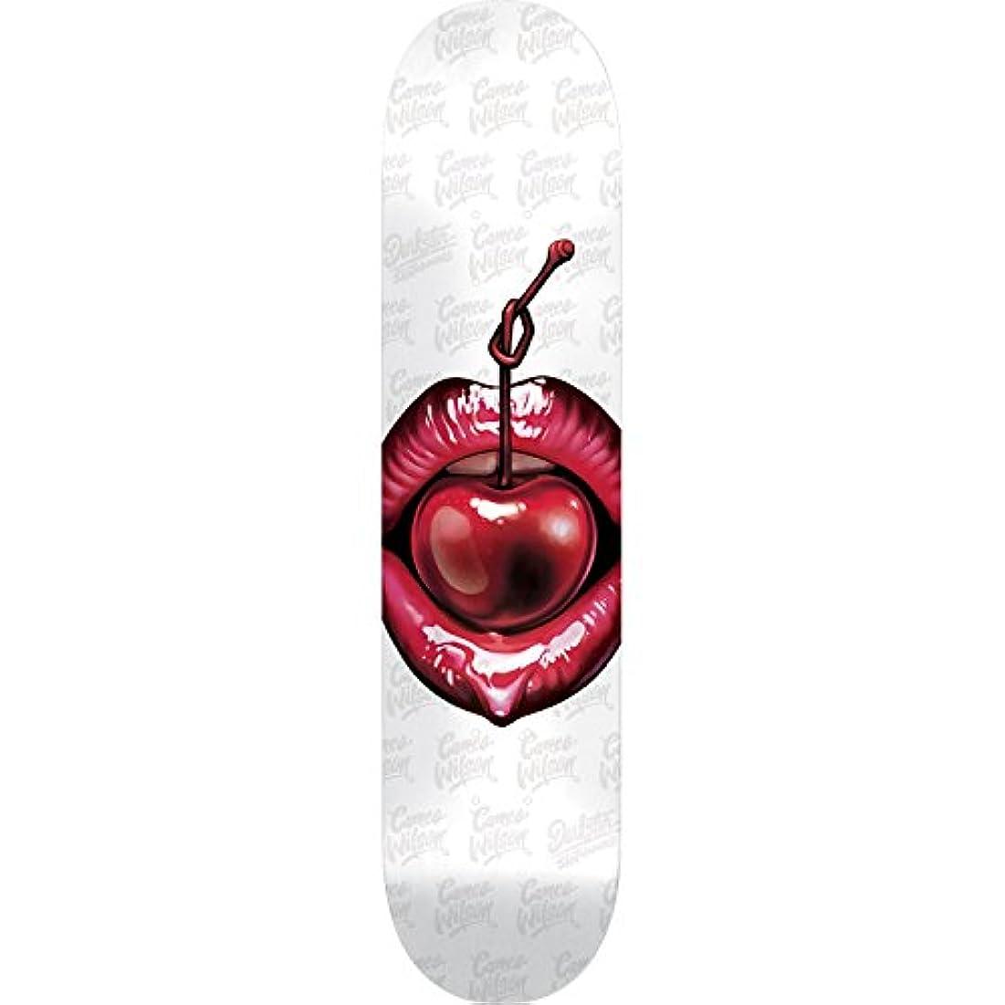 農業凍った火薬Darkstarウィルソンチェリーデッキ- 8.25 r7 – Assembled as complete skateboard