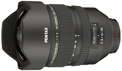PENTAX 超広角ズームレンズ HD PENTAX-D FA 15-30mmF2.8ED SDM WR 21280