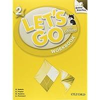 Let's Go: 2: Workbook with Online Practice Pack