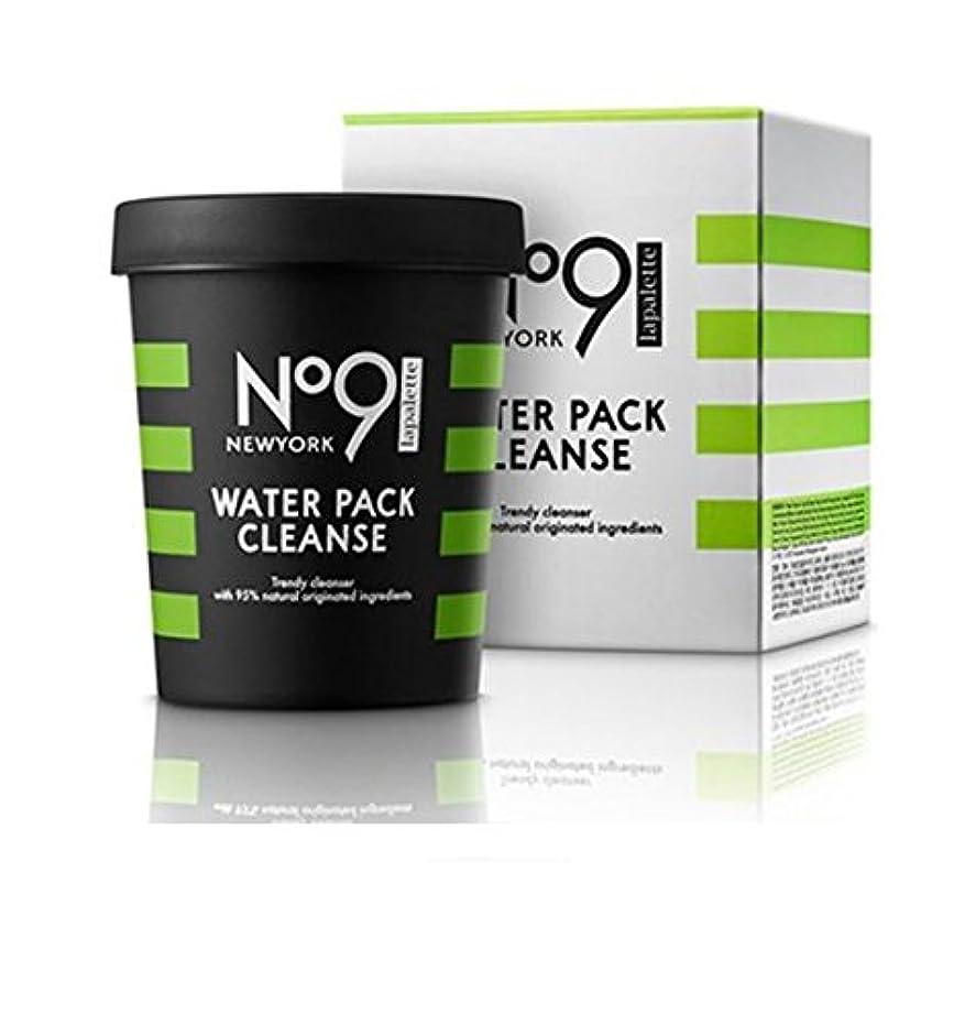 不完全くるくる防腐剤lapalette (ラ パレット) No.9 ウォーター パッククレンザー/No.9 Water Pack Cleanse (250g) (ゼリーゼリーケール(Jelly Jelly Kale)) [並行輸入品]