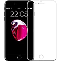 iPhone 各サイズ対応 3Dフルカバー強化ガラスフィルム (iPhone7 Plus/8 Plus, クリア) [並行輸入品]