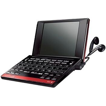 SII 電子辞書 ビジネスモデル SR-G6000M コンパクトモデル