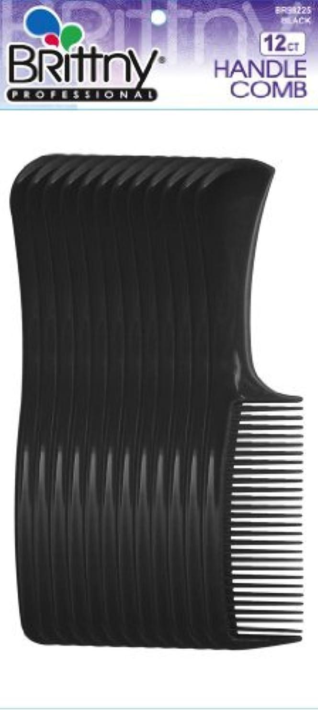 被る逃れるエンジンBrittny Combs - Bulk Handle Black (12 pcs.) [並行輸入品]