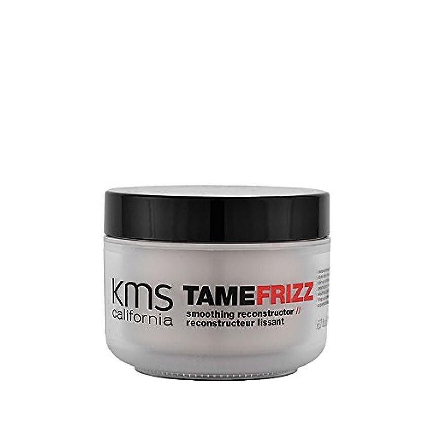 ダウン難しい人工TameFrizz by KMSカリフォルニアスムージングレコンストラクタ200ml