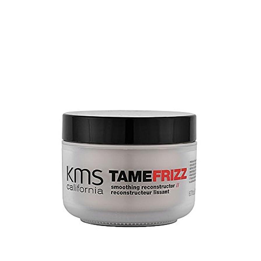居住者予測子謝罪TameFrizz by KMSカリフォルニアスムージングレコンストラクタ200ml