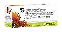 Premium Compatibles Q5950A-DRPC PCI Brand Dual-Pack Black Toner Cartridges 22K Yield for HP Color LaserJet by PREMIUM COMPATIBLES INC.