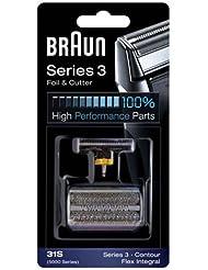 【並行輸入】 ブラウン シェーバー 網刃?内刃コンビパック F/C31S と互換品 F/C591S と同一品