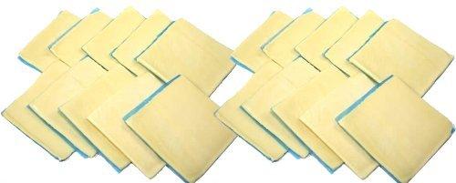 【送料無料】冷凍パイシート(ニュージーランド産バター使用10cm×10cm) (40枚)