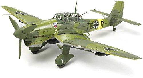 1/72 ウォーバードコレクション No.76 ユンカース Ju87 B-2/R-2 スツーカ